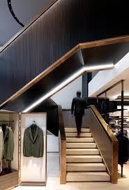 Boutique Shop Design Interior Brioni Flagship Store Park Associati Design Hotel Lobby