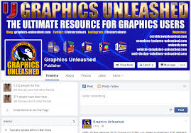 graphics unleashed facebook page web design solutions unleashed
