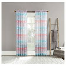 Coral Sheer Curtains Coral Curtains Free Home Decor Techhungry Us