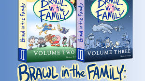 brawl in the family the complete collection by matthew taranto