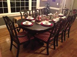 pictures of painted dining room tables painting dining room chairs black jand home developer