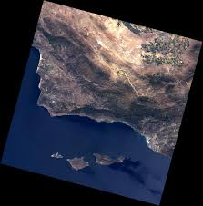 Satellite Maps 2015 California U0027s Super Bloom In Satellite Imagery Google Earth Blog