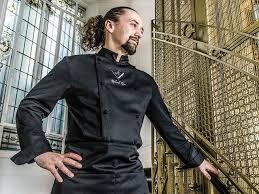 veste de cuisine homme noir veste de cuisine technique pour homme confort absolu