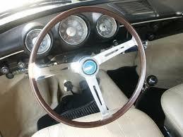 Steering Wheel Upholstery Another Notchbug 1968 Volkswagen Notchback Post Photo 8528487