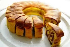 tips membuat bolu zebra resep cake marmer panggang yang lembut pada kesempatan kali ini