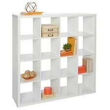 White Cube Bookcase Brenton Studio Outlet Cube Bookcase 16 Cube 52 3 9