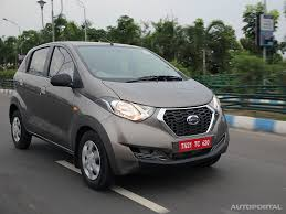 renault datsun datsun redigo 1 0l and amt launching on july 19 2017 autoportal