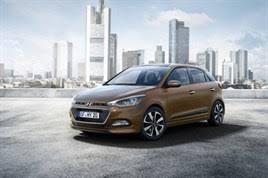 new hyundai i20 priced from 10 695 fleet industry news
