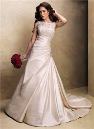 Champagne Wedding Dresses Line Strapless Champagne Colored Satin Wedding Dress With Lace Jacket