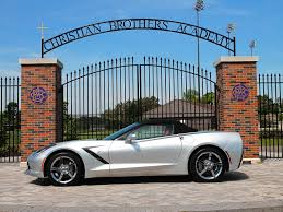 vintage corvette drawing update christian brothers academy announces corvette raffle