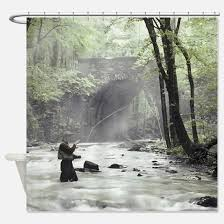 Fishing Shower Curtain Fish Shower Curtains Cafepress
