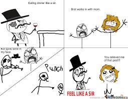 Like A Sir Meme - feel like a sir by trollapecha meme center