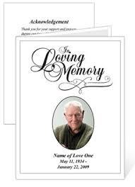 as 25 melhores ideias de funeral cards no pinterest funeral