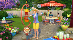 the sims 4 backyard stuff official logo renders screens and box