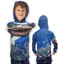 shark halloween costume bite me shark tank youth hoodie shirt