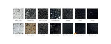 granite cuisine cuisine équipée en chene plan de travail en granit inova cuisine