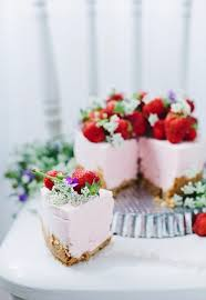 valentine strawberry cheesecake u2013 best cheap u0026 healthy party