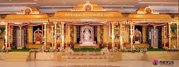 hindu wedding decorations hindu wedding planner cochin kerala calicut