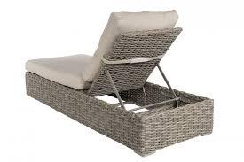Plastic Chaise Lounge Paddy O U0027 Furniture Arcadia Chaise Lounge Driftwood Sailcloth