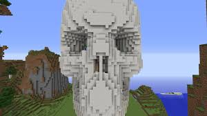 minecraft skull building plans home act