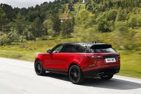 dark silver range rover the red suv you want range rover velar r dynamic hse black pack