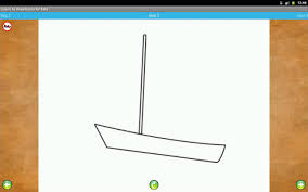 learn to draw boats for kids android apps on google play