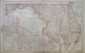 Map Delaware Antique Maps Of Delaware