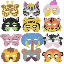 masks for kids 15pcs child kids party costume masquerade animal