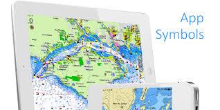 Weather Map Symbols Colorful Map Colors And Symbols Aqua Map
