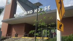 maryland house service plaza on i95 youtube