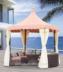Patio Furniture Gazebo high quality outdoor rattan gazebo dr 1105a outdoor furniture