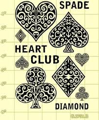 8 best tattoos images on pinterest playing cards beautiful