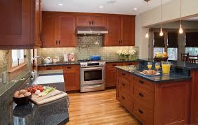 mission oak cabinets kitchen remodeling ideas