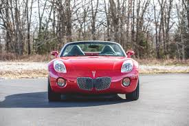 pontiac solstice want a nearly new pontiac solstice here u0027s your chance