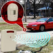 Bill Gates Cars Images by Trademark Driveway Patrol Infrared Wireless Home Security Alarm