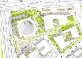 architectural site plan space that doesn t bjarke ingels s big tek