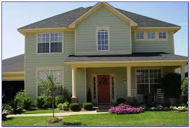 Home Design Exterior Color Schemes Modern Colors To Paint A House Exterior Outside House Paint Color