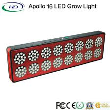 apollo power and light china high power led grow light apollo 16 for commercial cultivation