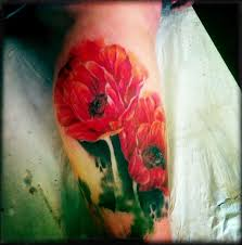 70 poppy flower tattoo ideas nenuno creative