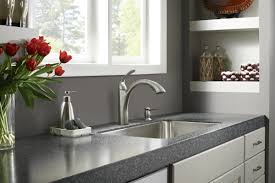 faucet com 87035srs in spot resist stainless by moen
