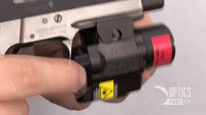 streamlight tlr 4 tac light with laser streamlight tlr 4 compact handgun laser sight flashlight