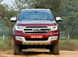 new ford endeavour review