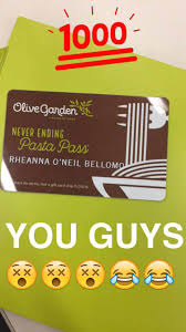 Olive Garden Family Of Restaurants I Survived 8 Hours At Olive Garden With The Never Ending Pasta Bowl