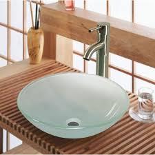 bathroom 16 glass sink ideas for bathroom stylishoms com