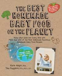 best baby book review the best baby food on the planet by karin