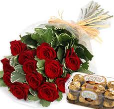 flowers and chocolate send flowers bouquets online to the philippines