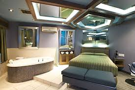 chambre avec bain suite with spa bath