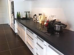 plan ilot cuisine plan de travail beton realisation dun ilot cuisine et d cire sur