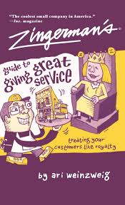 zingerman u0027s guide to giving great service ari weinzweig