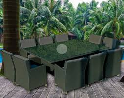 Outdoor Dining Room Ideas Outdoor Dining Table 10 Seater 2017 Rattan Outdoor Furniture